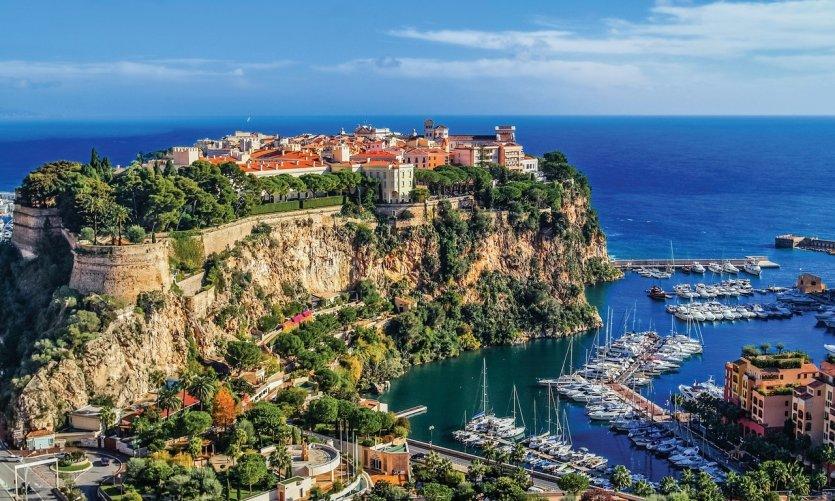 Descubrimiento de Mónaco