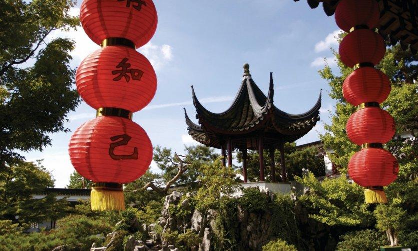 Dr Sun Yat Sen garden, Vancouver.