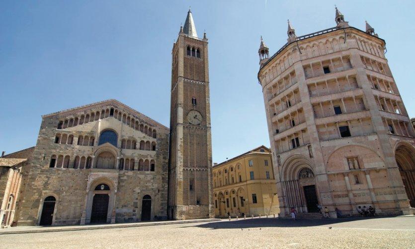 Duomo de Parme.