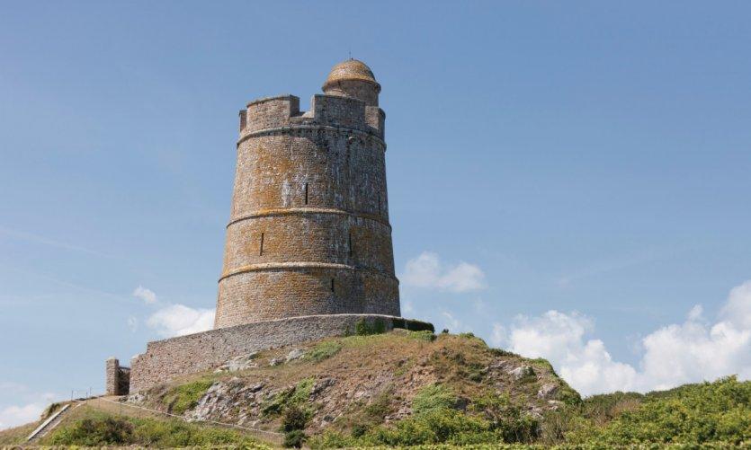 Le Fort de la Hougue.