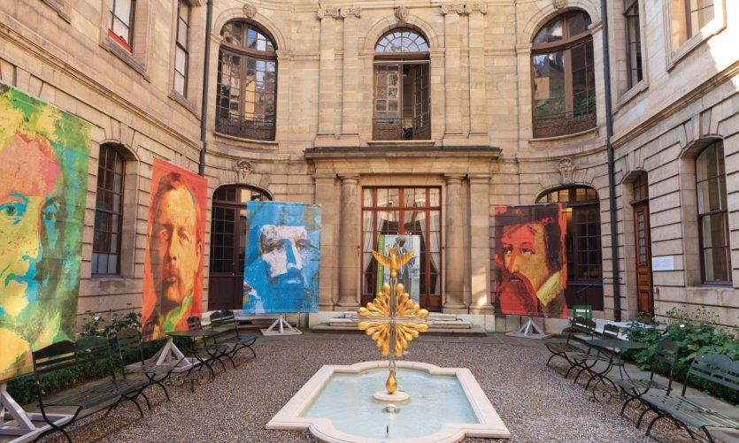 Musée International de la Réforme.
