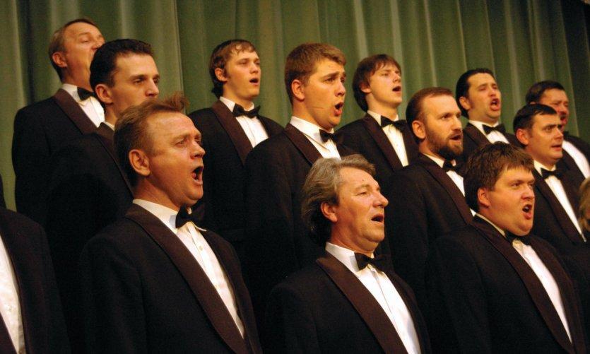 Chorale ukrainienne Revoutski.