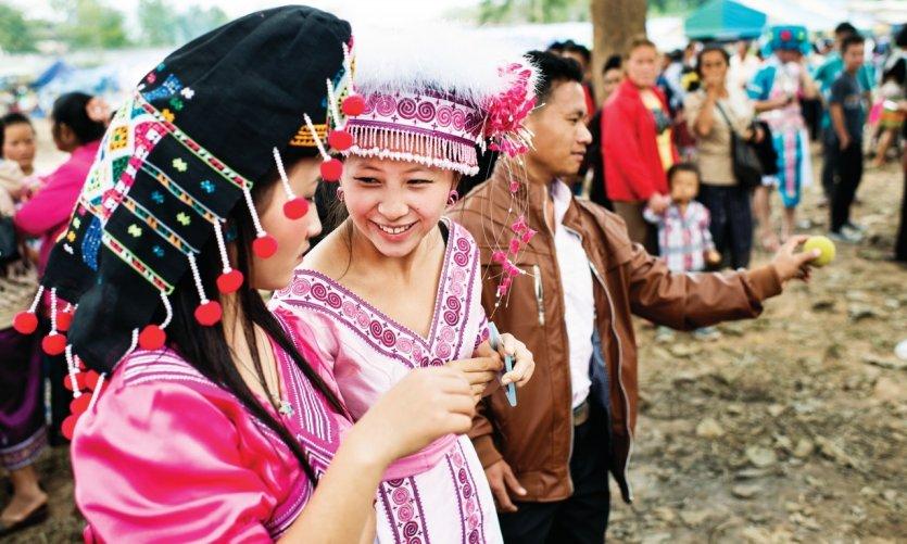 Between villages and ethnic minorities: 15 days in northern Laos