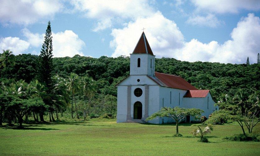 Église de Médu.