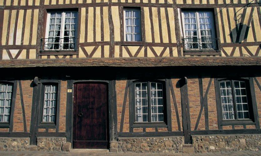 Maison normande - Lyons-la-Forêt