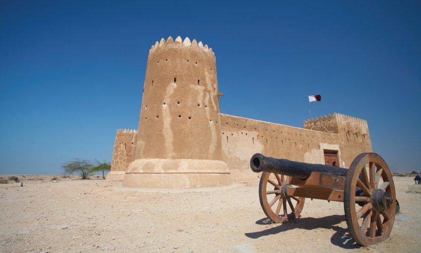 Fort de Zubarah.