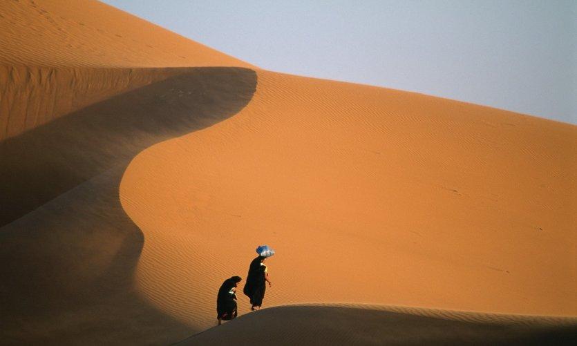 Dune de Tinfou.