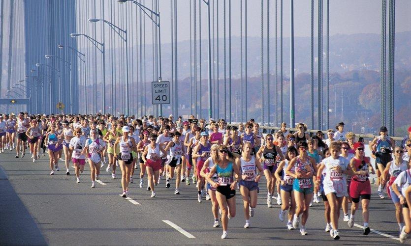Le plus fameux marathon du monde.