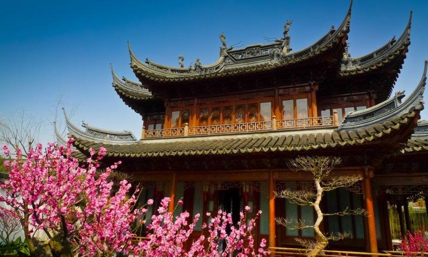 Shanghai pour la 1ère fois le temps d'un week-end