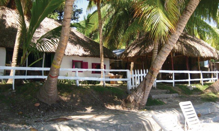 Choukoune à Ti Mouillage (Jacmel - Marigot).