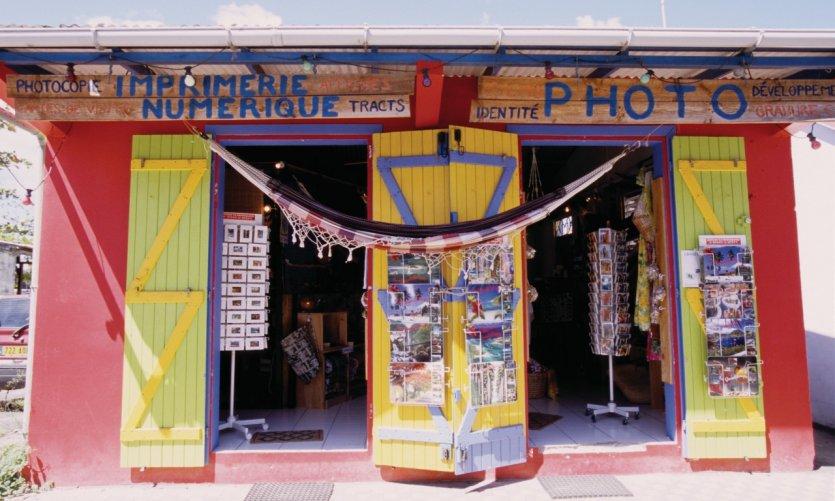Boutique de Deshaies.