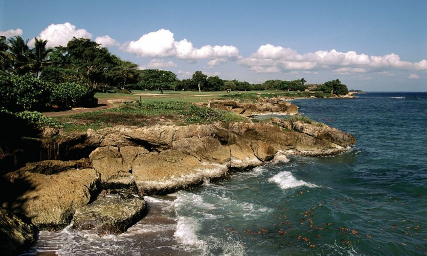 Golf de Casa de Campo.