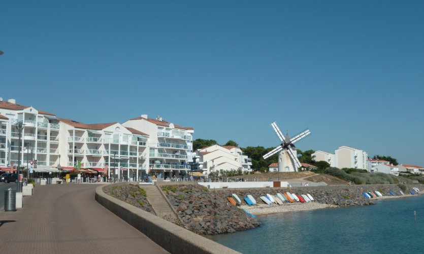 Port de Jard-sur-Mer.