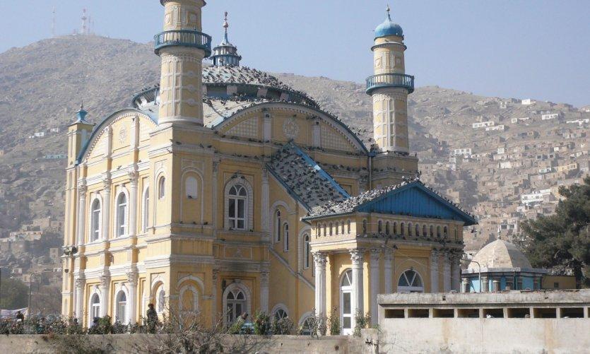 Mosquée Shah Do Shamsira.