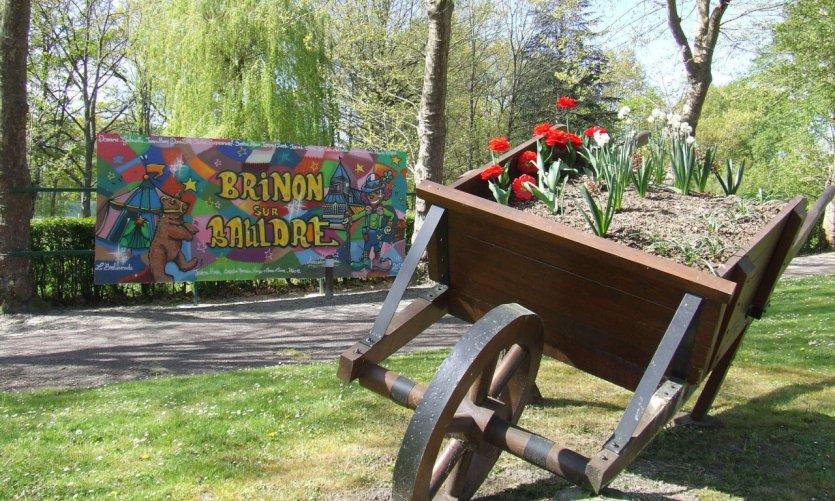 Bienvenue à Brinon-sur-Sauldre.