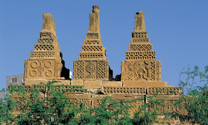 Tombes de Chaukundi.