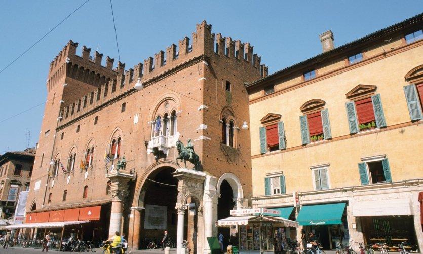 Palazzo del Municipio.