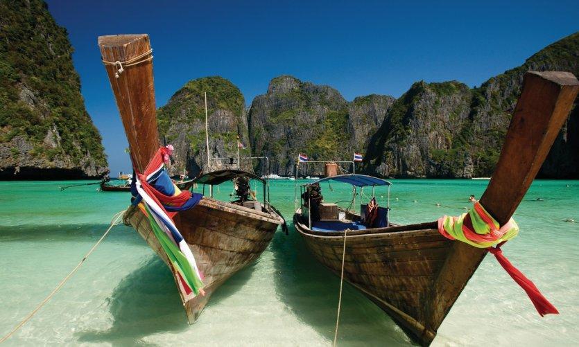Phuket y la bahía de Phang Nga