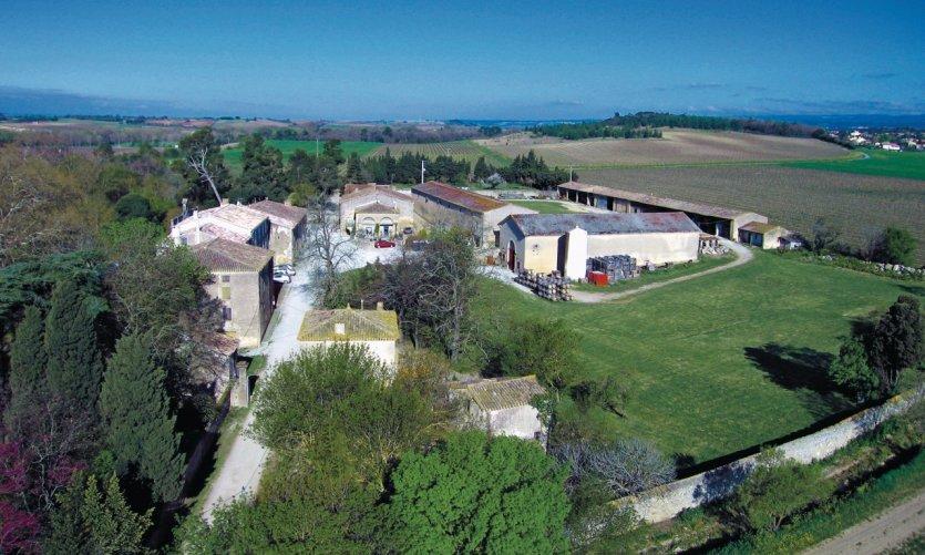 Château Auzias.