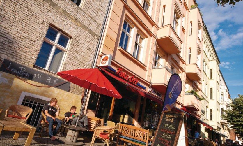 Terrasses de la Oranienburger Straße