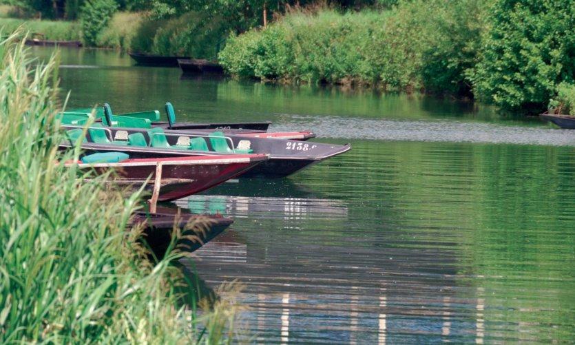 Barques - Marais poitevin