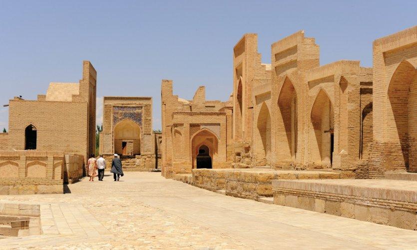 Nécropole de Tchor Bakhr.