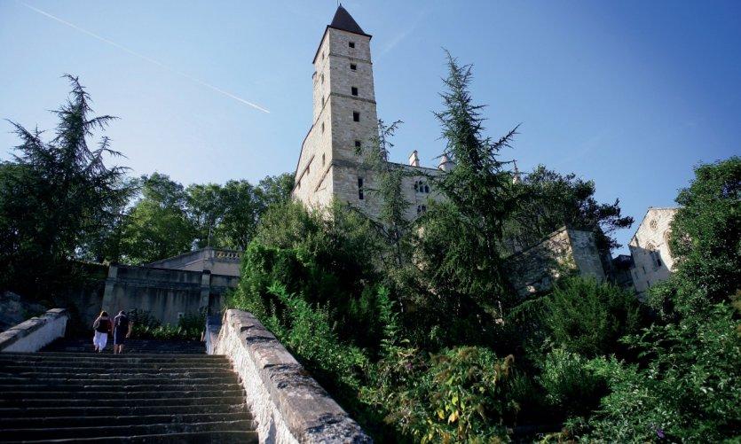 La tour d'Armagnac à Auch