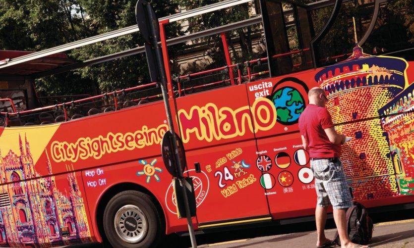 Bus touristique pour découvrir la ville à sa guise.