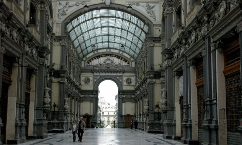 Galerie Principe di Napoli.