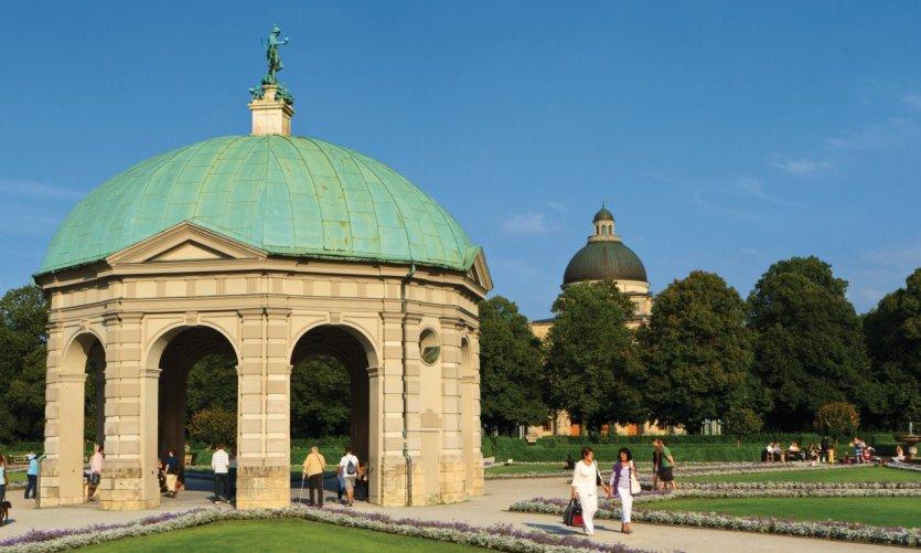 Hofgarten.