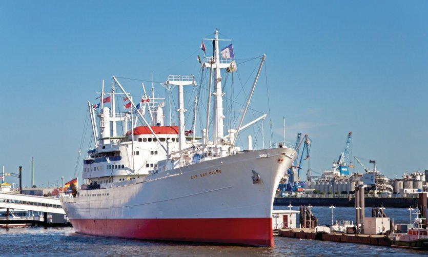 MS Cap San Diego.