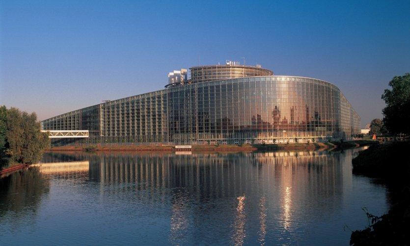 Le Parlement européen - Strasbourg