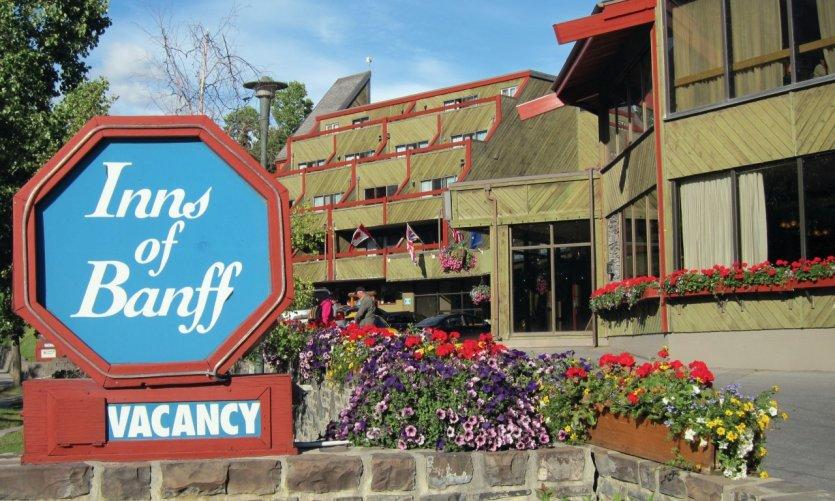 Hotel Inns of Banff.
