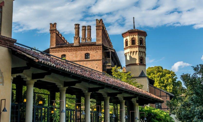 Borgo Medievale.