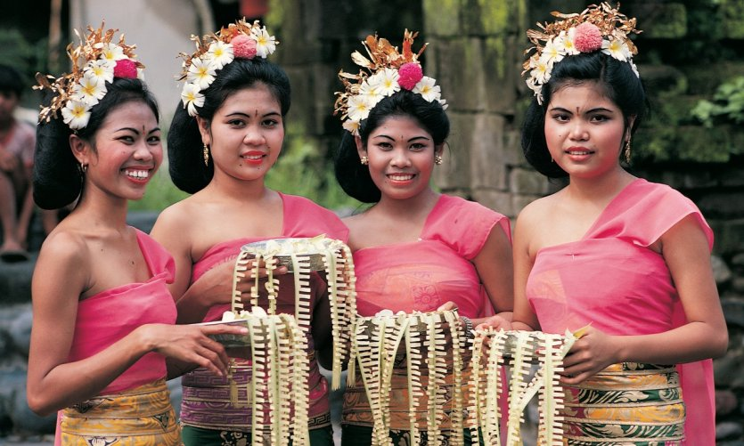 Les grands temples de Bali