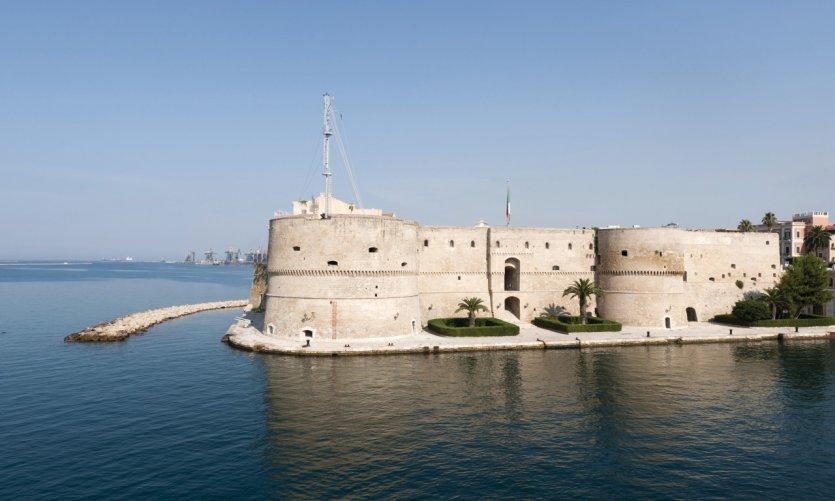 Castello de Taranto.
