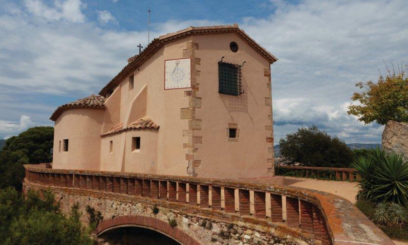 L'Ermitage de Sant Elm.