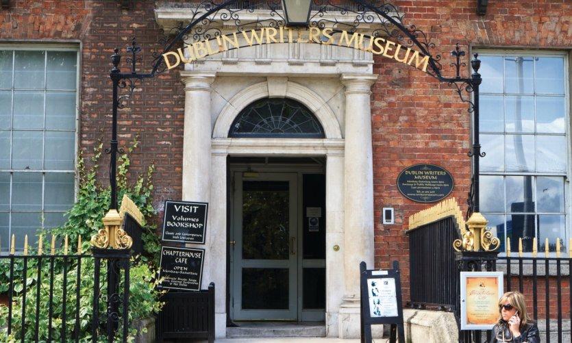 Dublin Writers Museum révèle les perles des auteurs irlandais.