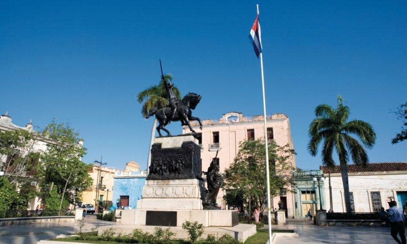 Plaza Agramonte.