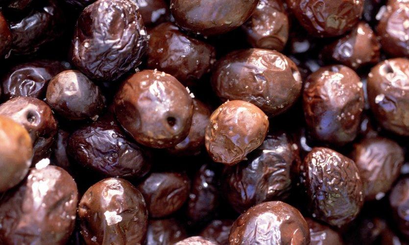 Olives de l'île de Hvar.