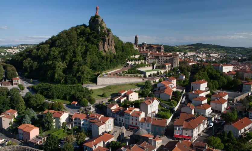 Le Puy-en-Velay.