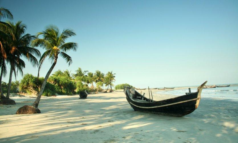 <p>Isla Saint-Martin.</p>