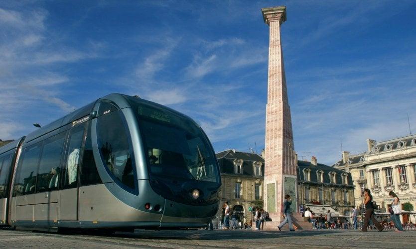 La place de la Victoire - Bordeaux