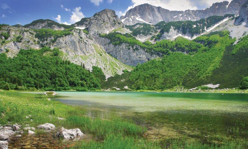 El parque nacional de Sutjeska.
