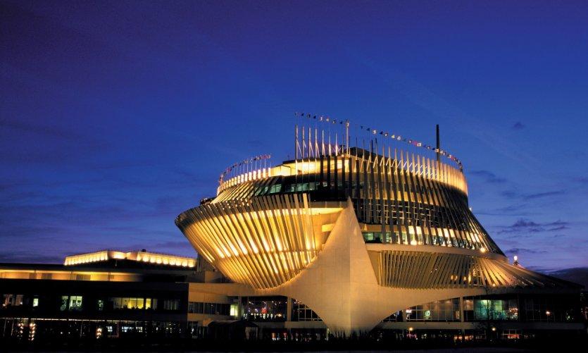 Casino de Montréal.
