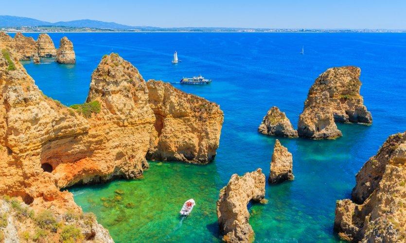 Une semaine en Algarve