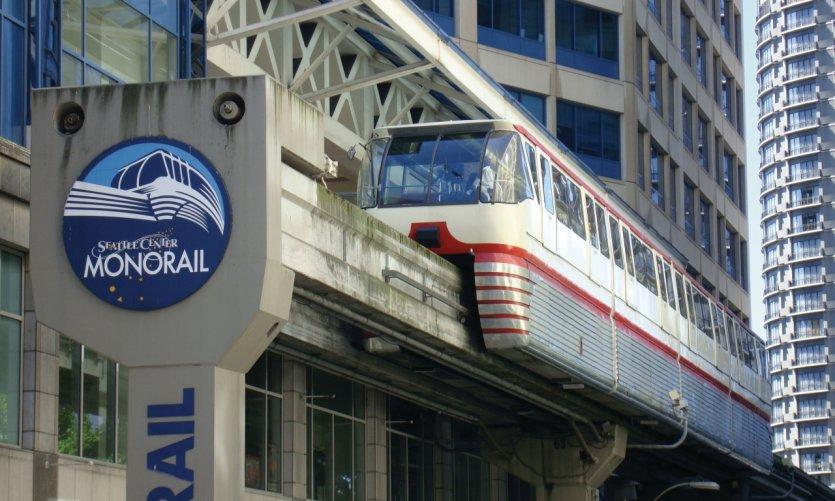 Monorail de Seattle.