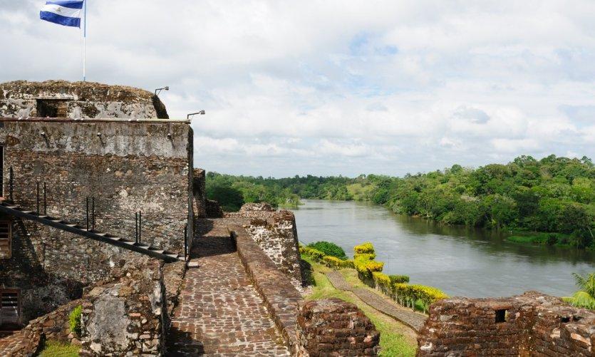 <p>Château fortifié d'̀El Castillo.</p>