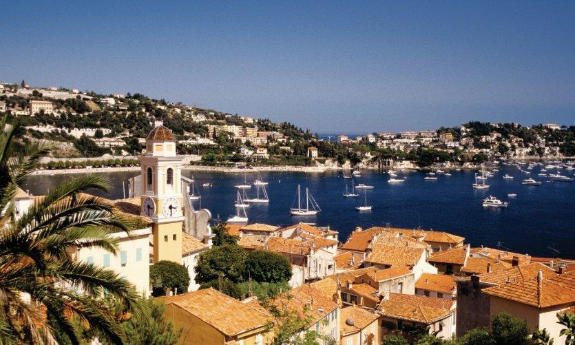 Côte d'Azur - Monaco