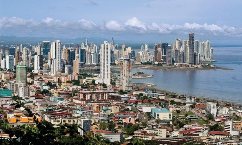 Ciudad de Panama.